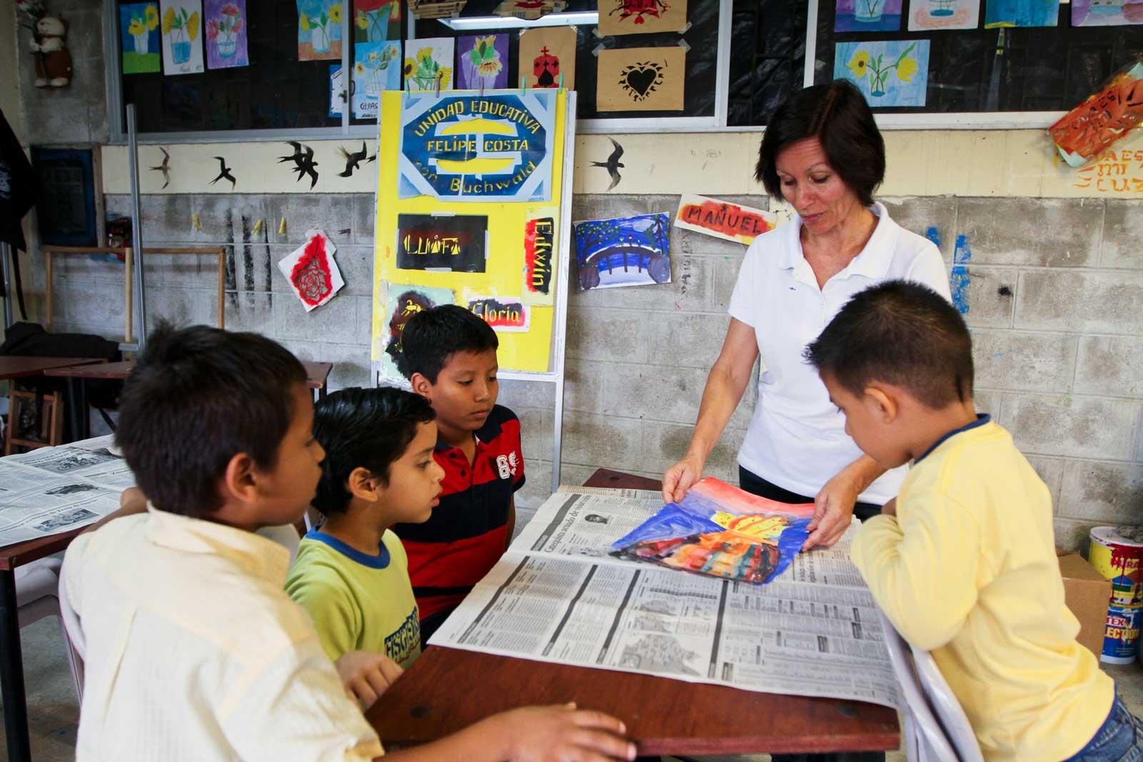 Mirada-sobre-la-educacion-en-Iberoamerica
