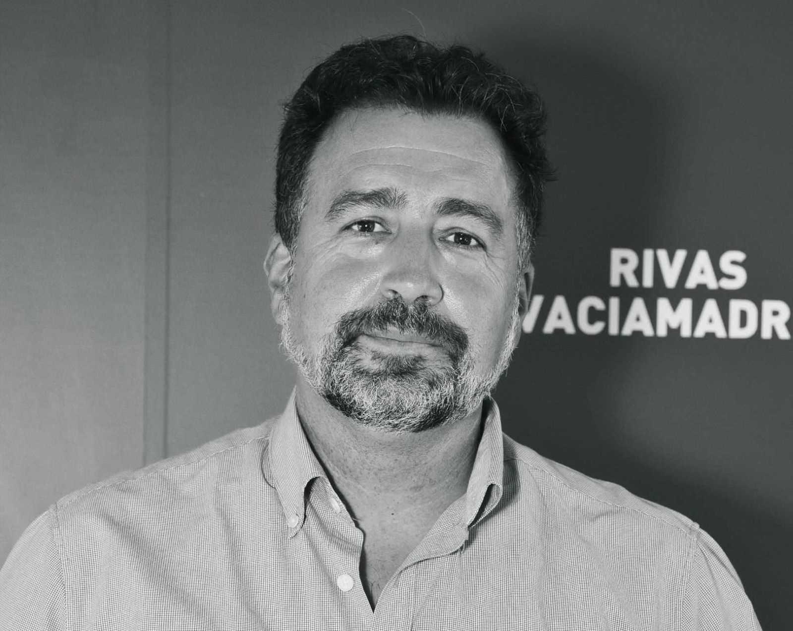 Pedro del Cura, alcalde de Rivas Vaciamadrid